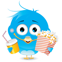 Movie Date Emoticon