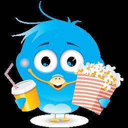Movie Date Emoticon