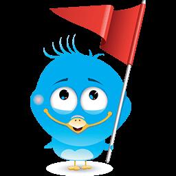 Let's Play Golf Emoticon