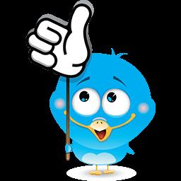 Go Birdies! Emoticon