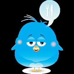 Food Baby Emoticon