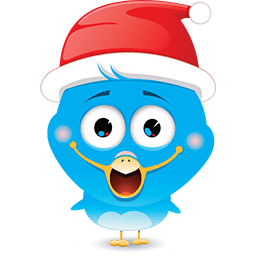 Holiday Time Emoticon