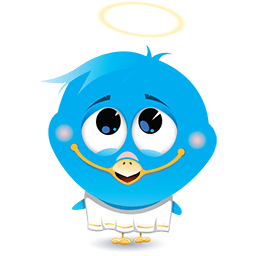 Lil' Angel Emoticon