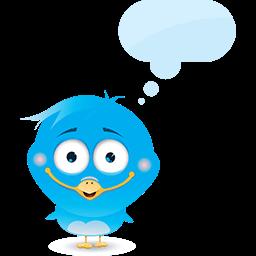 Imaginative Birdie Emoticon