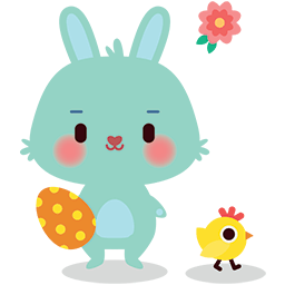 Ready For Bunny Emoticon
