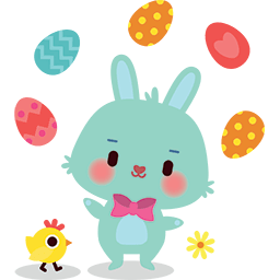 Just Juggling Eggs Emoticon