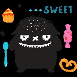 Sugar Rush Emoticon