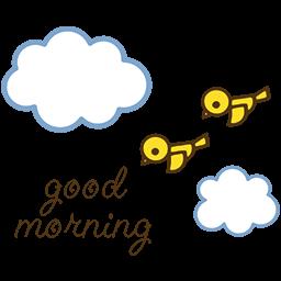 Good Morning Emoticon