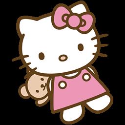 Shy Kitty Emoticon