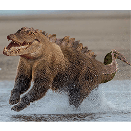 Balligator Emoticon