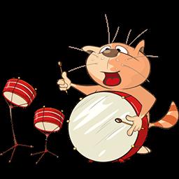 Drum Roll Please Emoticon