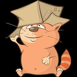Hats Off Emoticon
