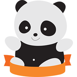 Panda Success Emoticon