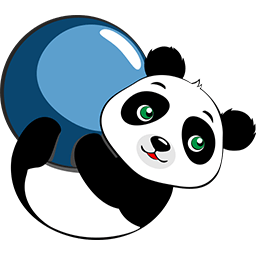 Exercise Panda Emoticon
