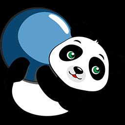 Exercise Panda Emoticon