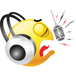 Karaoke Night Emoticon