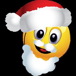 Santa Claus Emoticon