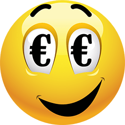 I See Money Emoticon