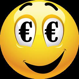 I See Money Emoticon