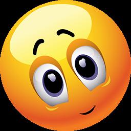 Doe Eyes Emoticon
