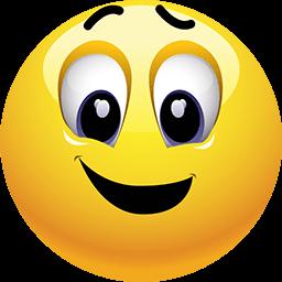 Happy Soul Emoticon