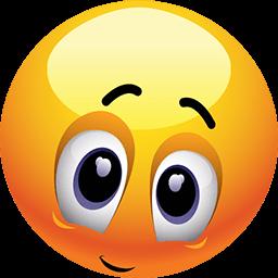 For Me Please Emoticon