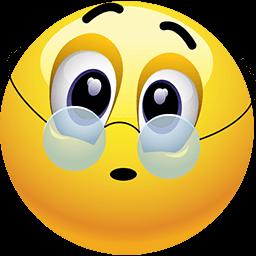 Surprise Spectacles Emoticon