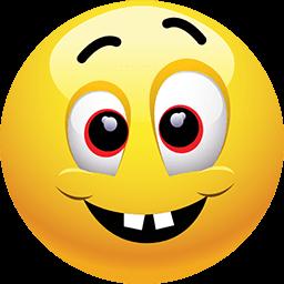 Gone Loony Emoticon