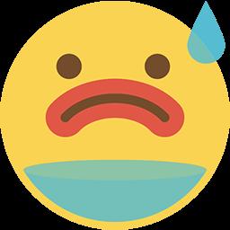 I'm Thirsty Emoticon