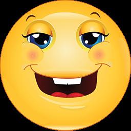 Little Chuckle Emoticon