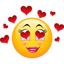Love Is All Around Emoticon