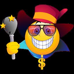 Mr Pimp Emoticon
