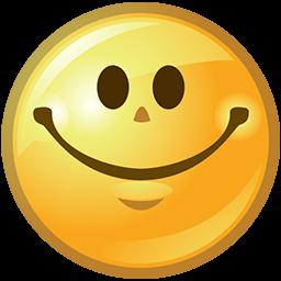 Simple Smile Emoticon