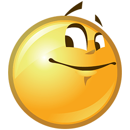 Side Glance Emoticon