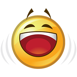 Great Joke Emoticon