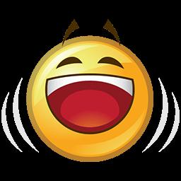 Great Joke Emoticon