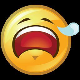 Waah Waah Emoticon