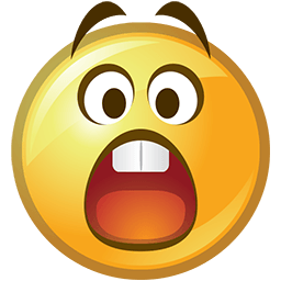 That Is Astounding Emoticon