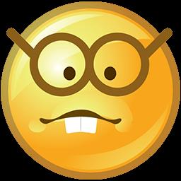 Nerd Boy Emoticon