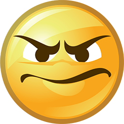 Don't Try That Emoticon