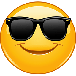 Too Cool Emoticon