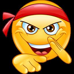 Karate Time Emoticon
