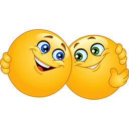 Forever Friends Emoticon