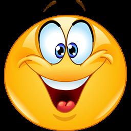 Crazy Good Emoticon