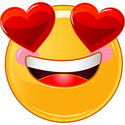 I See Love Emoticon