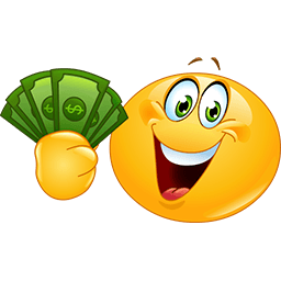 I Got Paid Emoticon