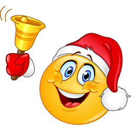 Merry Christmas Emoticon