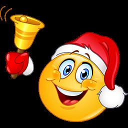 Merry Christmas Emoticon
