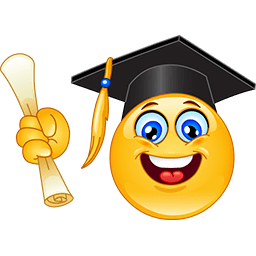 Convocation Day Emoticon