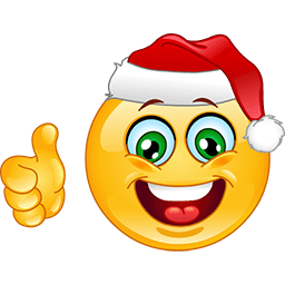 Christmas Cheer Emoticon
